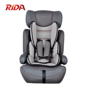 Adjustable safety car seat / baby car set for child for 9-36 kgs suitable from 1-12years old