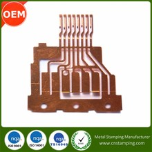Electronic equipment Custom precision metal stamping processing