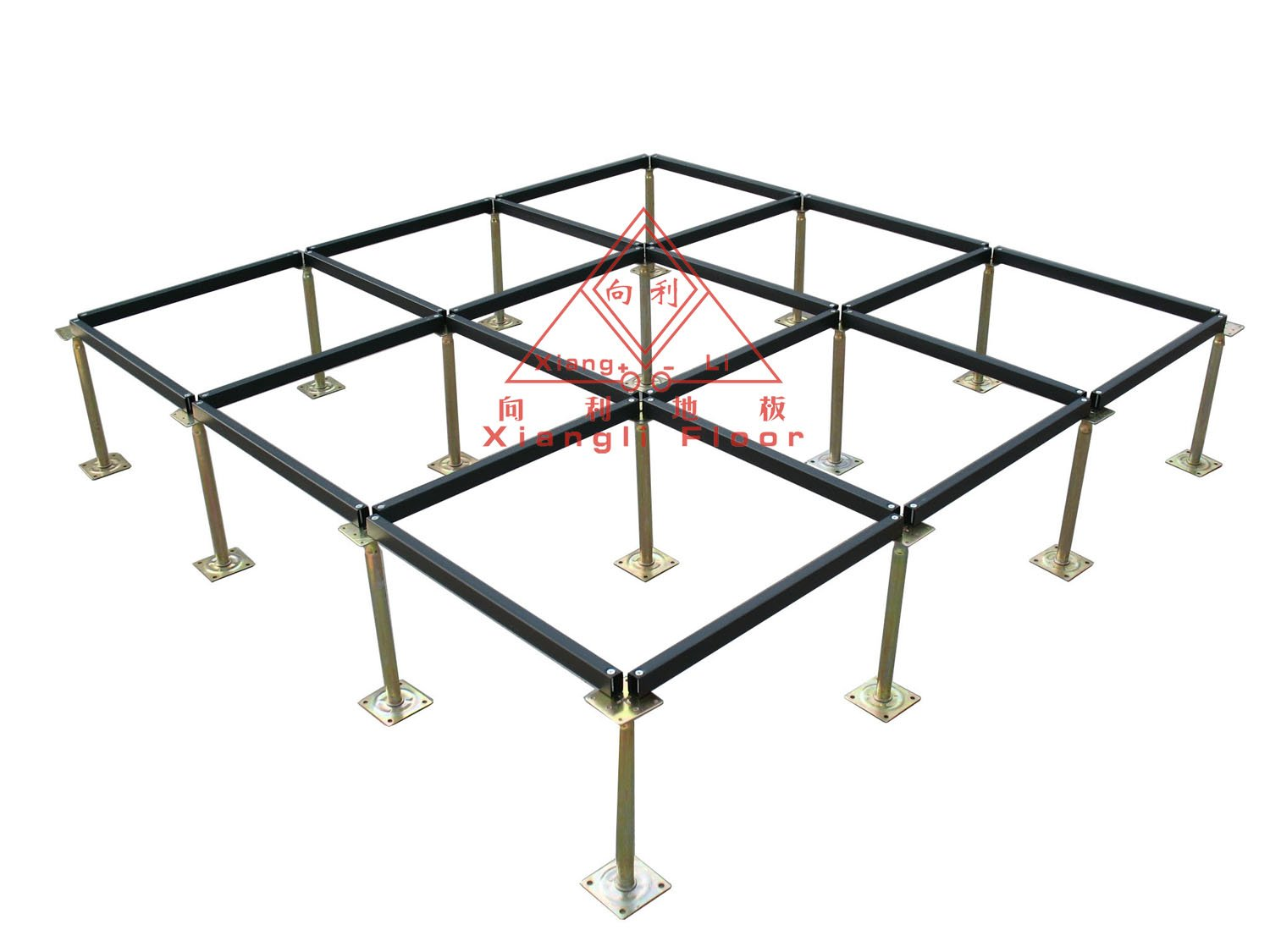 Accessories System For Steel Raised Floor - Buy Stringer,Access ...