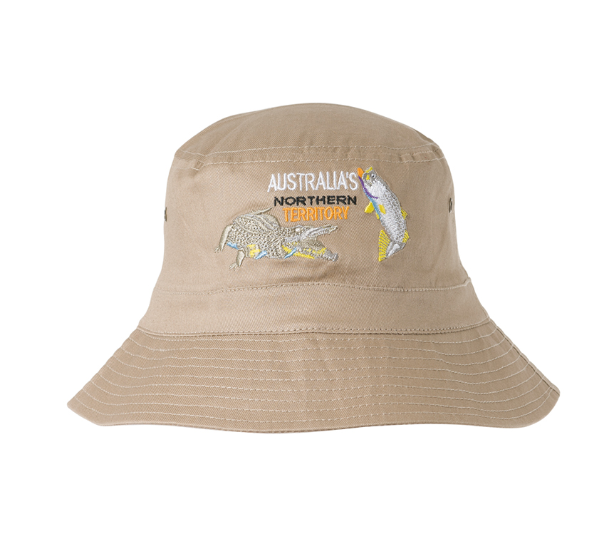 custom embroidery design bucket hat men