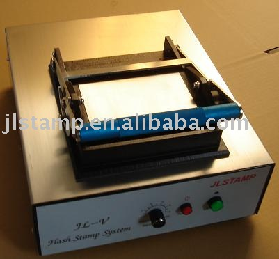 JL-V machine&Flash foam Stamp machine&flash stamp maker machine