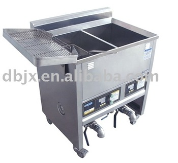 Friteuse voor fast food buy product on for Friteuse fust
