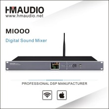M1000 Digital Sound Mixer of 10*6 audio matrix