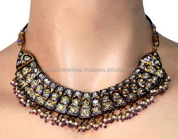 52dab288f519 Indio Boda Lac Joyas Lakh Collar Y Aretes - Buy Tradicional India ...