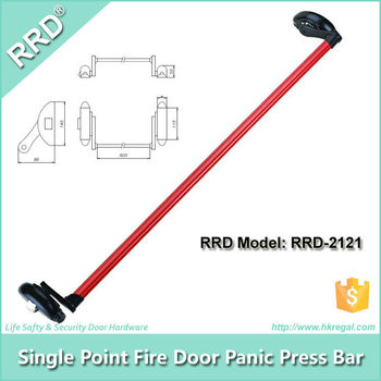 rrd-2121] China Supplier Euro Standard Press Type Push Emergency ...