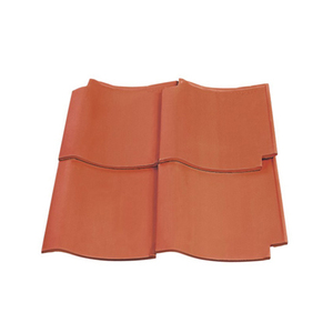 J1 japanese roof tiles for sale/clay curved roof tile/round house roof