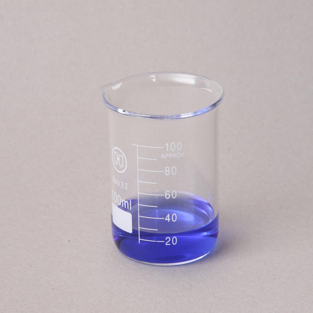 Химический стакан без носика фото