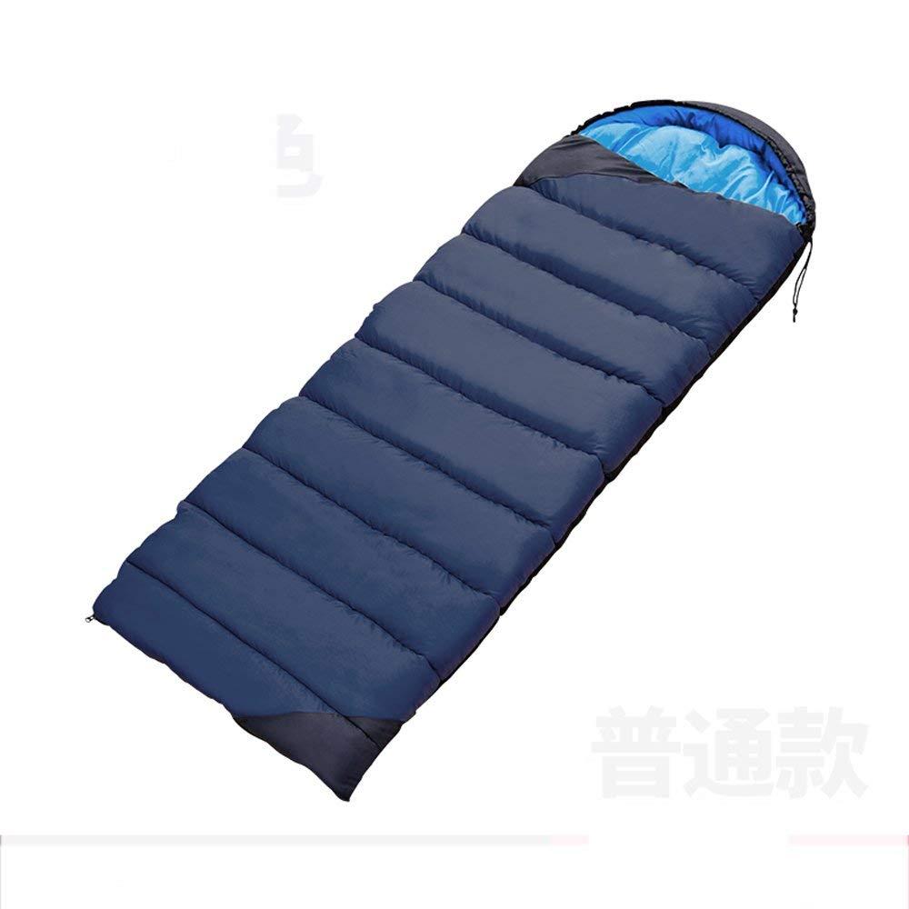 Wangmy Camping Sleeping Bag, Super Light, Spring/summer/autumn Winter Thick Envelope Type, Single Adult Sleeping Bag Travel, Camping, Hiking, Outdoor Activities, Outdoor Sleeping Bag