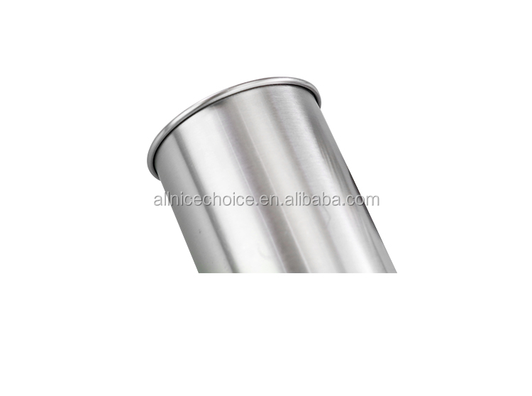 Stainless Steel water tumbler drinking coffee tea cups