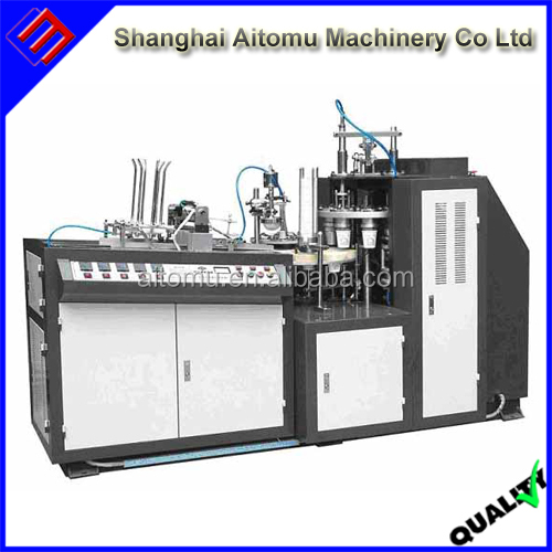 Paper Cup Forming Making Machine For Sale