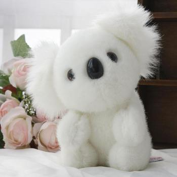 Icti Factory Stuffed Plush Koala Bear Soft Stuffed White Koala Bear