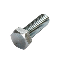 China supplier cnc machined m7 m9 stainless steel hex bolt