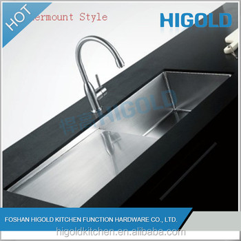 Durable Best Quality Competitive Price Stainless Steel Kitchen Sink ...
