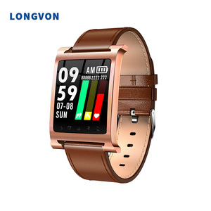 Smart Phone Watch Smartwatch Band Bracelet Waterproof CE ROSH