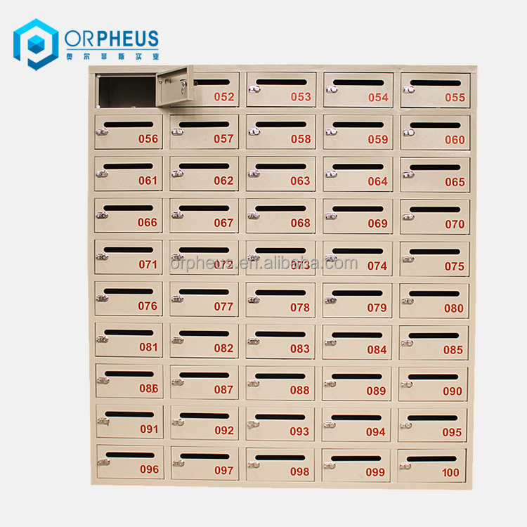 Stainless steel maiboxes different type metal letters box china newspaper mailbox posts/stone mailbox