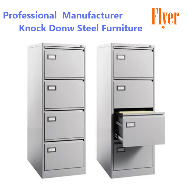 Best Ing Anti Tilt Rej 4 Drawer Vertical Steel File Cabinet View Filing Longbao Product Details From Luoyang Flyer