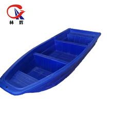 Cheap used rotomolding plastic fishing boat for sale