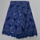 Organza sequins lace fabric African Dress French lace fabric High Quality Cotton lace