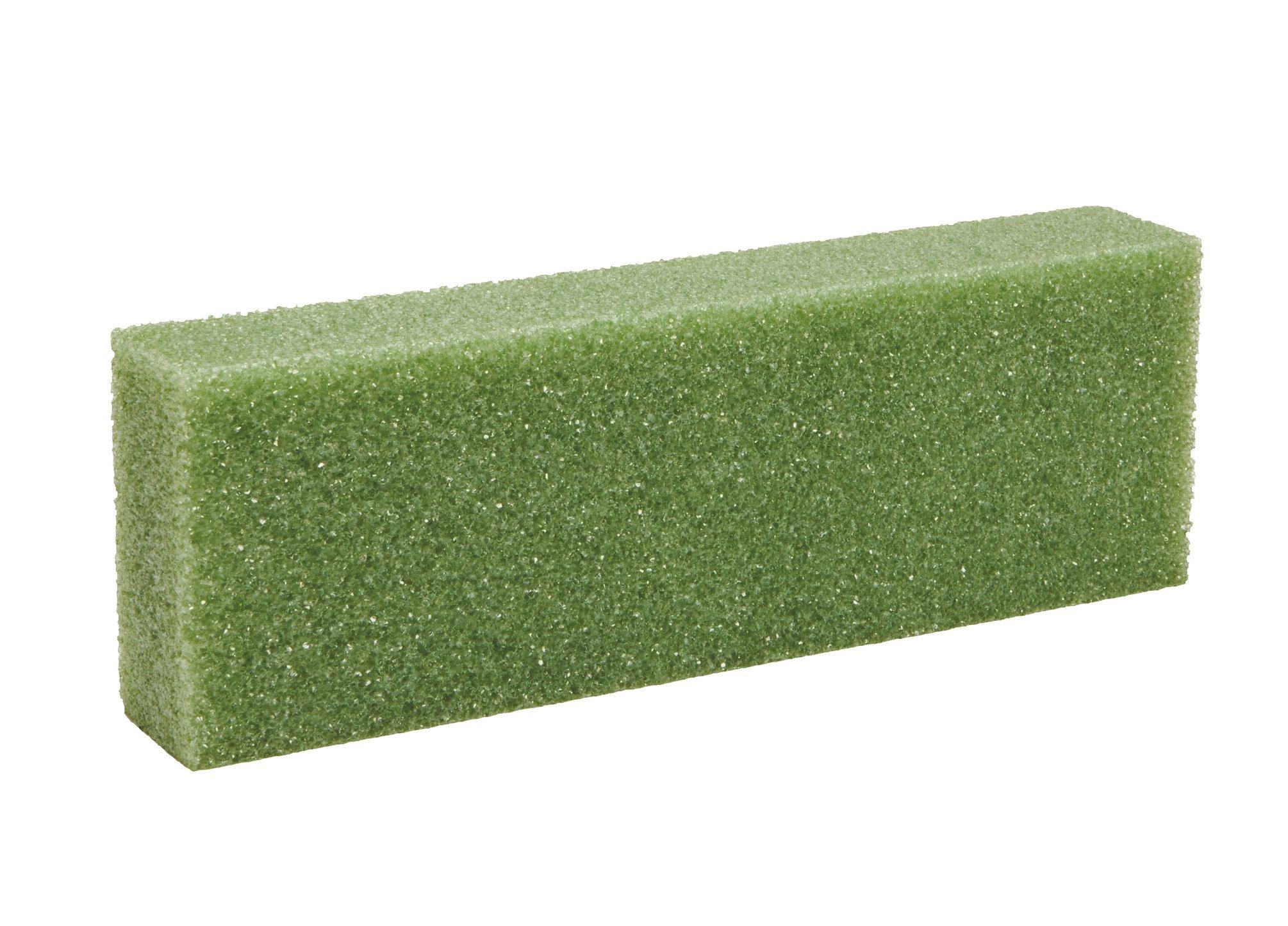 FloraCraft Packaged Styrofoam Blocks, 12-Inch-by-4-by-2-Inch, Green Block