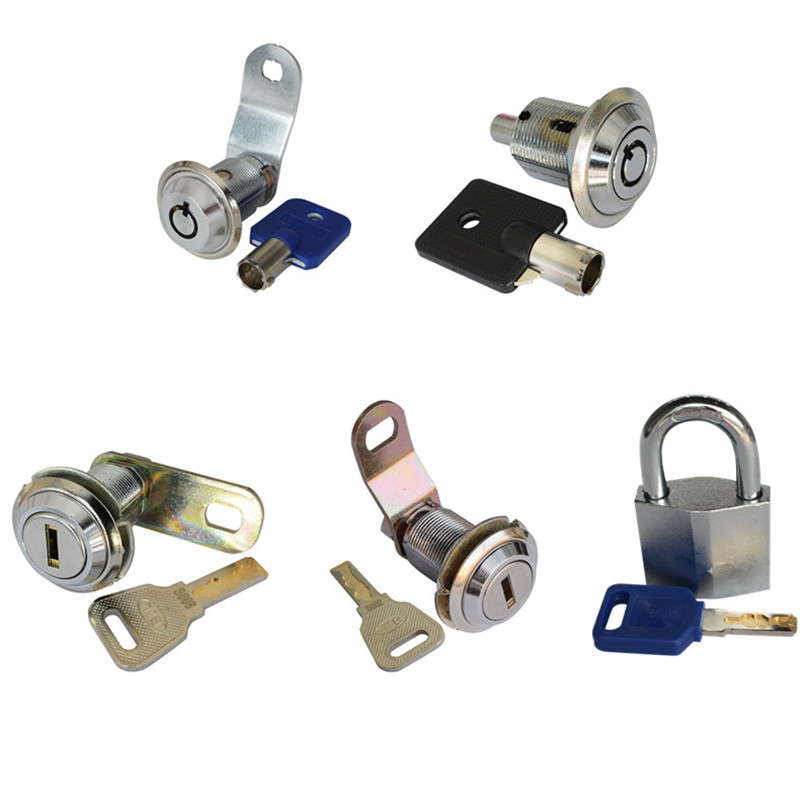 Coin Operated Games Arcade Parts Zinc Alloy 27mm 32mm Cam Lock For Arcade Pinball Games Machines Arcade Cabinet Drawer Lock Door And To Have A Long Life.