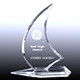 High Quality Blank Plaque Trophy Crystal