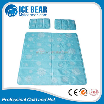 pad cooling bed gel stressnomore for