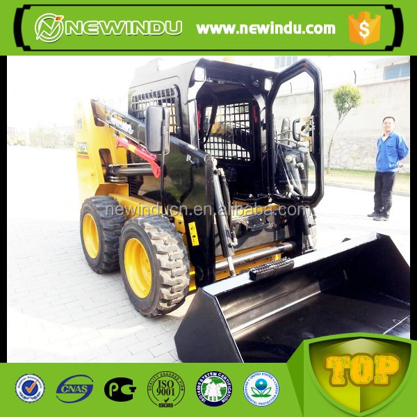 XCM chinese skid steer loader attachments