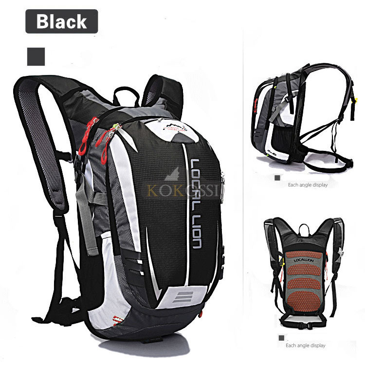 d70207370f9a 2015 18L Brand Trip Hiking Camping Outdoor Travel Rucksack Bag Men Women  Shoulder Riding Cycling Bycling Backpack Pack Bag