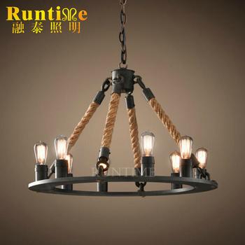 Retro Antique Br Indian Lamps