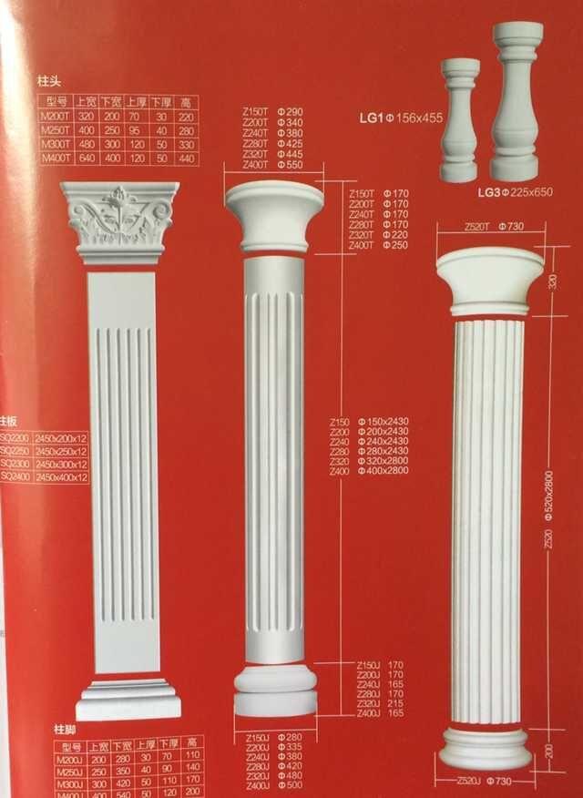 Decorative Pillars Columns roman column mould, roman column mould suppliers and manufacturers
