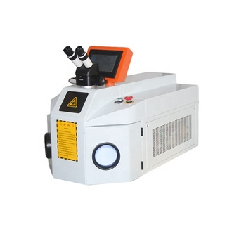 220V 50HZ power supply eyeglass frame laser welding machine with 100 joules