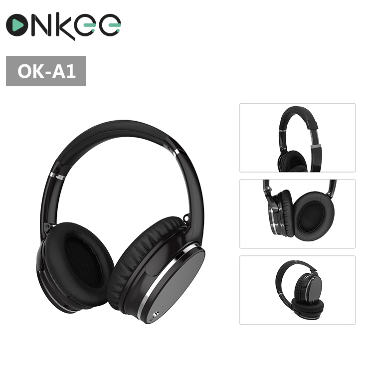 Bluetooth Headphones Wireless, Good Quality Bluetooth V4.1 Wireless headset travel accessories unique Noise Canceling Headphones