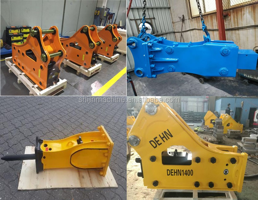 Yantai producer chisel 40mm breaker machine