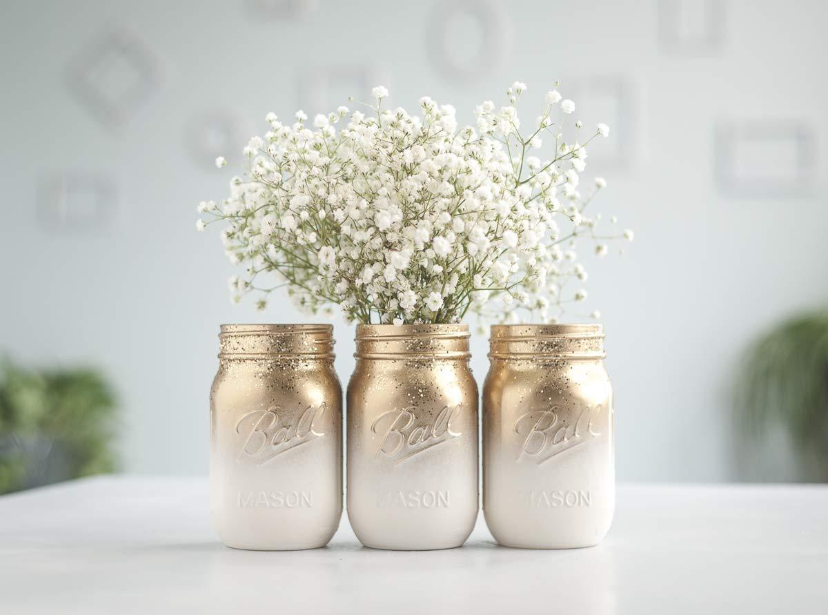 Mason Jar Vases Find Deals On Line At