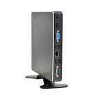 mini gaming pc quad core i7 8th gen 8550u desktop computer with serial parallel port RS232 for industrial game office