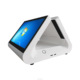 J1900 12 inch dual screen pos terminal manufacturer with capacitive touch