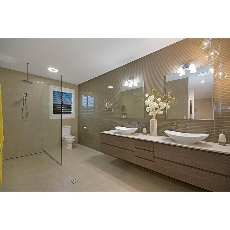 Mobiletto del bagno moderno nizza qualità bianco resistente all'acqua
