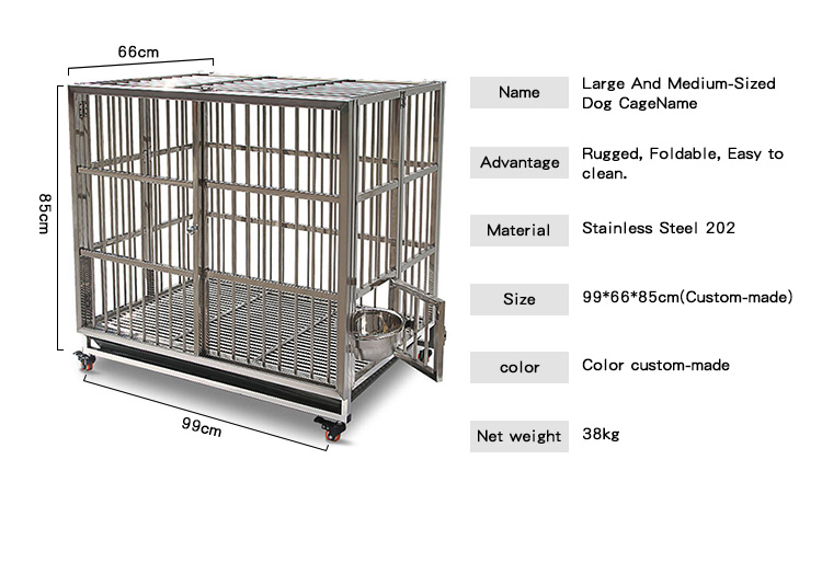 discount cool dog cages dog box kennel cage
