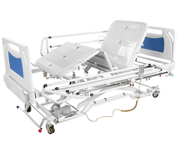 hospitalbed 3 functions electric clinic hospital bed
