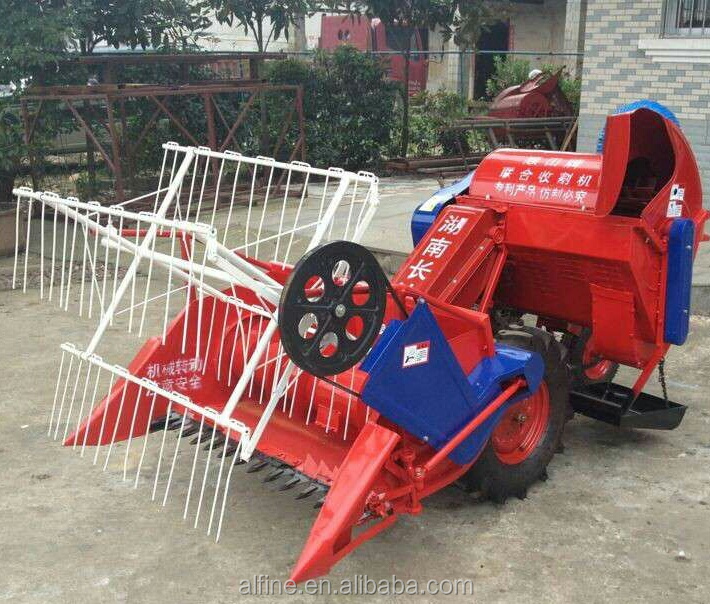 Factory directly sale lower price mini wheat harvester