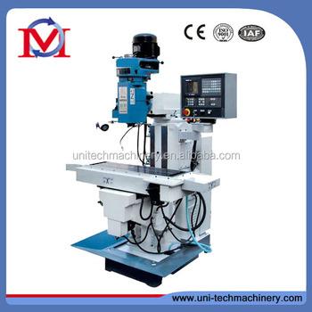 types of cnc milling machine