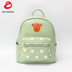 mickey mouse school backpack bag for kids custom personalized logo