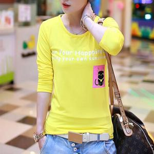 grey women printed t shirt manufacturer in hong kong