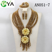 trendy store sets fashion beads necklace jewelry sets