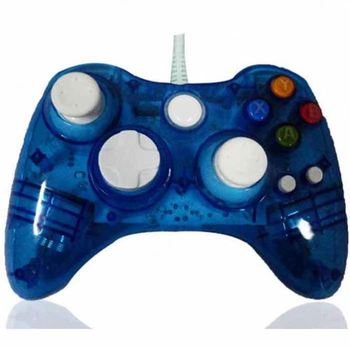 Transparent Led Wired Joystick For Xbox 360 Controller - Buy For Xbox 360  Controller,Led Wired Joystick,Transparent Controller Product on Alibaba com