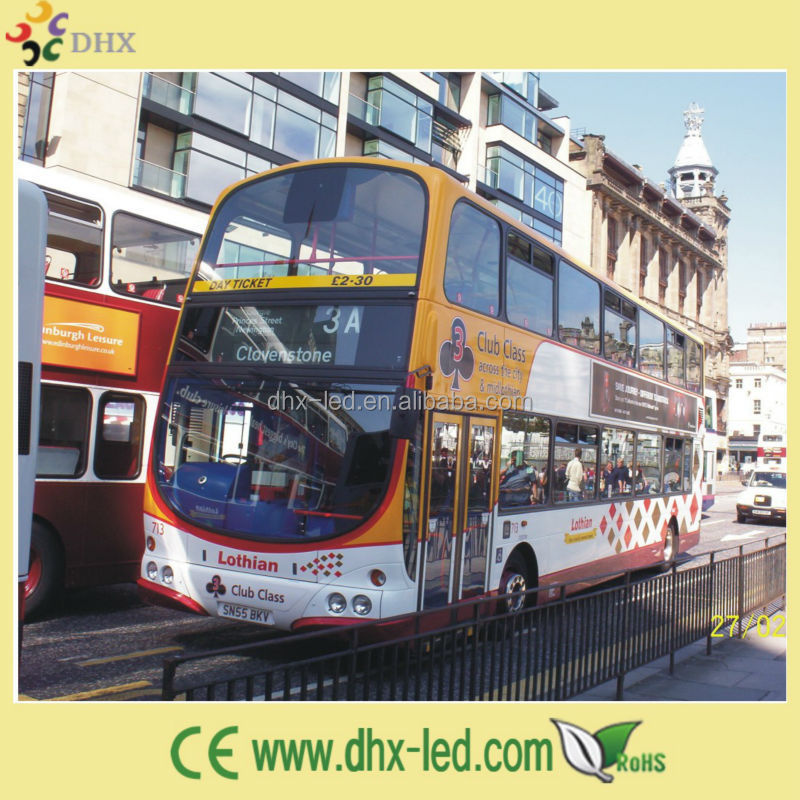 bus led display screen / LED Display for car, bus,shop,hospital,shool etc