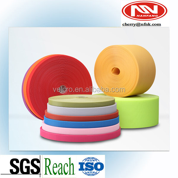 80% Nylon 20% Polyester Product HOOK AND LOOP Tape with CHINA great supplier