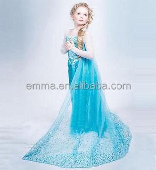 Frozen Elsa Dress For Kids
