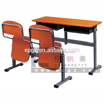 Study Table Bench For Student India Classroom Desk And Chair Standard