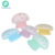 2018 New Mushroom Shape Pacifier Teething Toy Wholesale Custom BPA Free Baby Silicone Teether